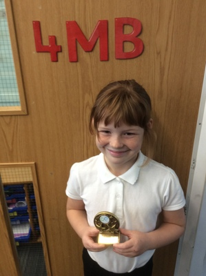 4MB's star of the week