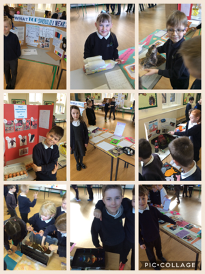 A busy time in Year 3