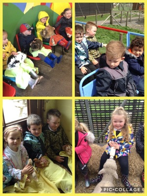Fun at the Farm!