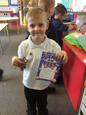 A busy week in Year 2