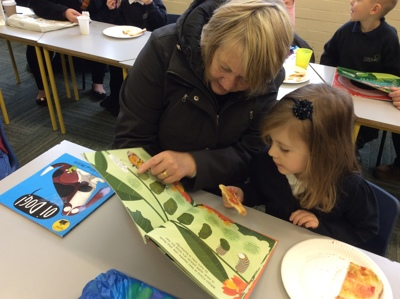 Year 1 Reading Breakfast