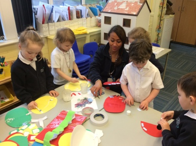 EYFS Arts and Crafts