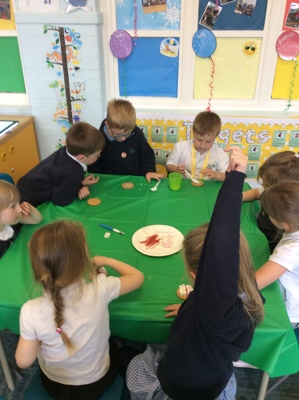 Reception Golden Time