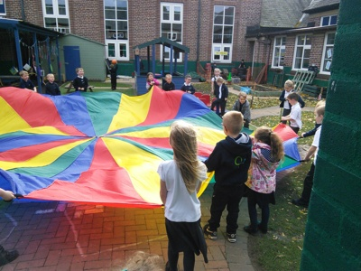 EYFS Golden Time Tours