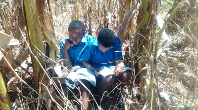 Extreme Reading - Zimbabwe