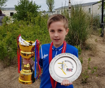 Football Success for Charlie